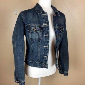 Vintage GAP jean jacket.